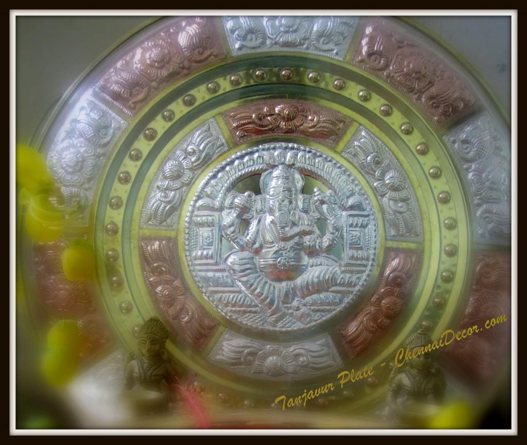 Thanjavur Plate